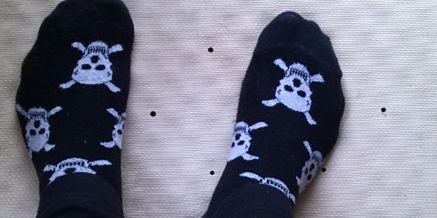 Smrtící ponožky